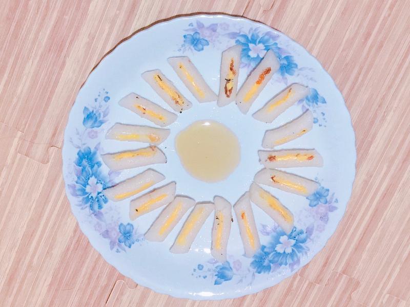 蜂蜜佐起司年糕(新手好上手🍳)