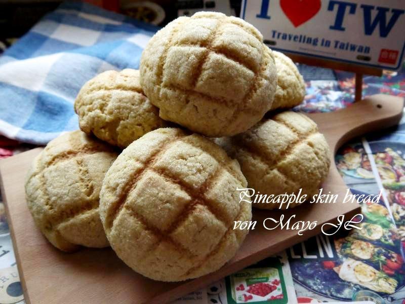 糖菠羅麵包