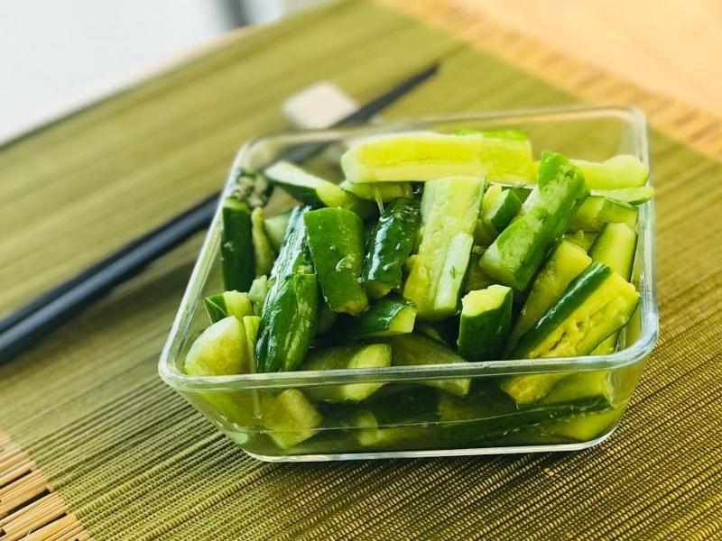 涼拌菜.涼拌小黃瓜