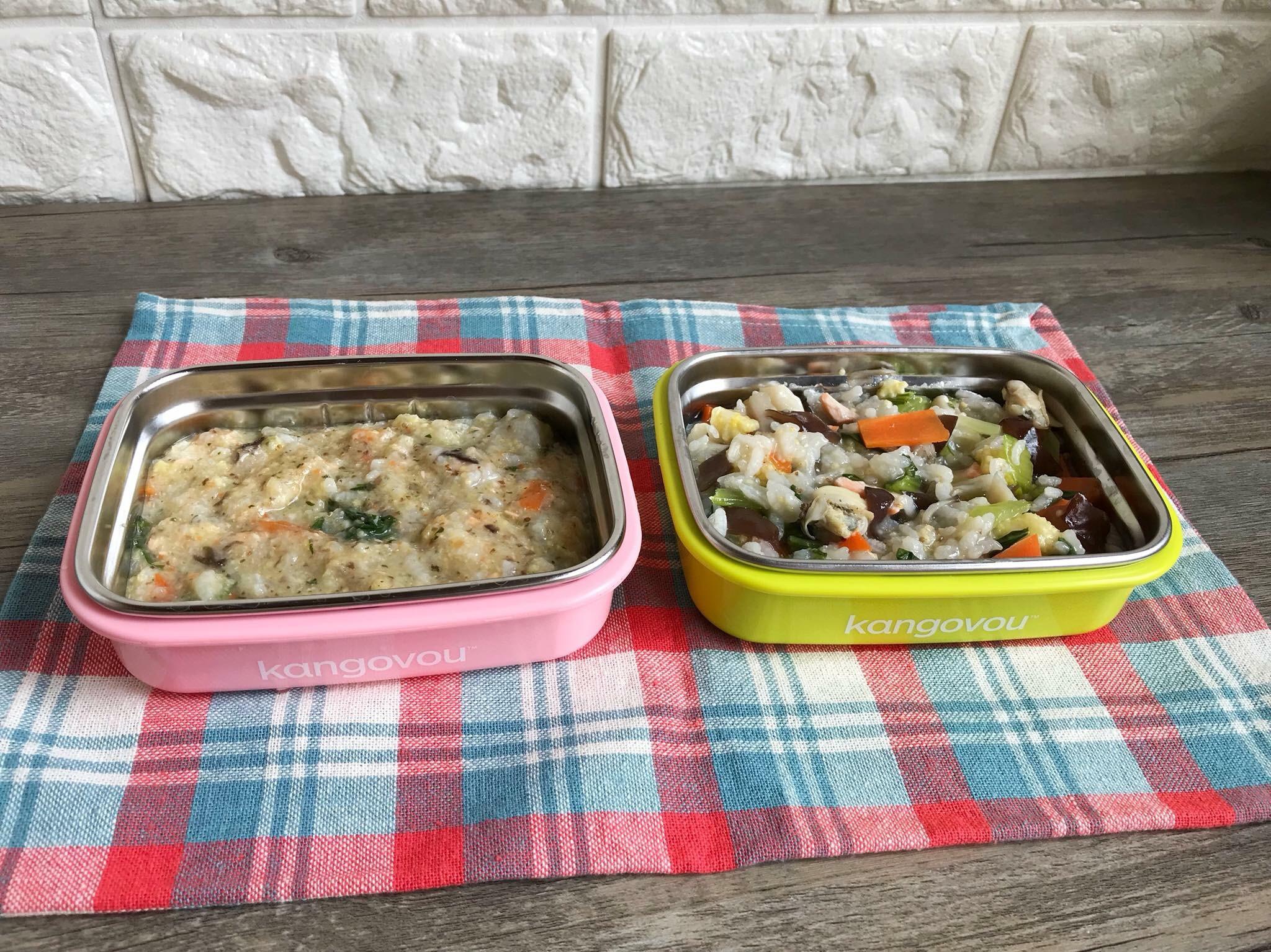 寶寶副食品 鮭魚蔬菜粥