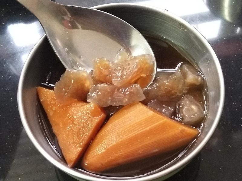 番薯糖水(珍珠版)