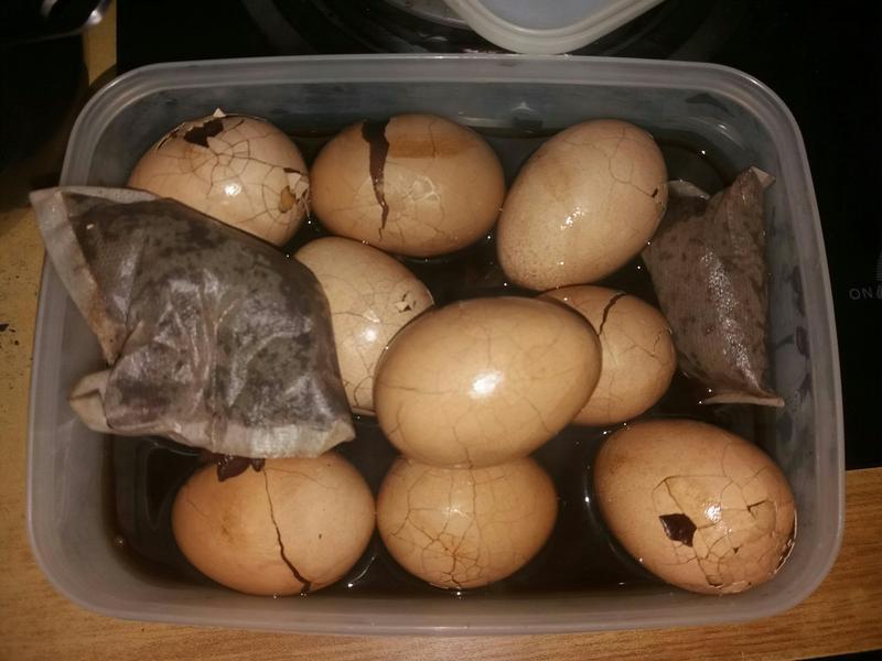 一小時煮出茶葉蛋🐣