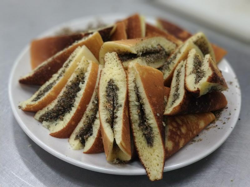 花生石頭煎餅