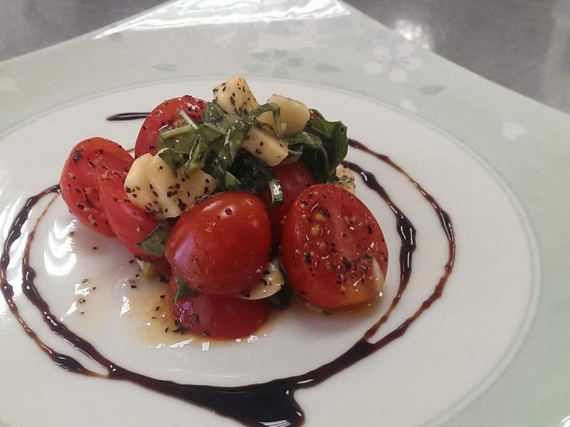 法式醃漬番茄🍅