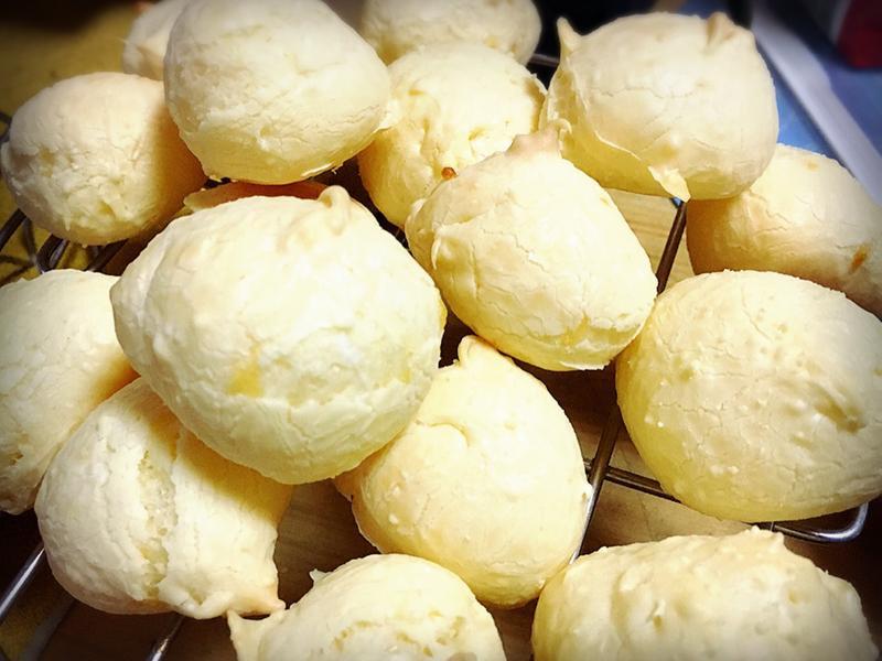 起司麵包球(藍紋起司口味)