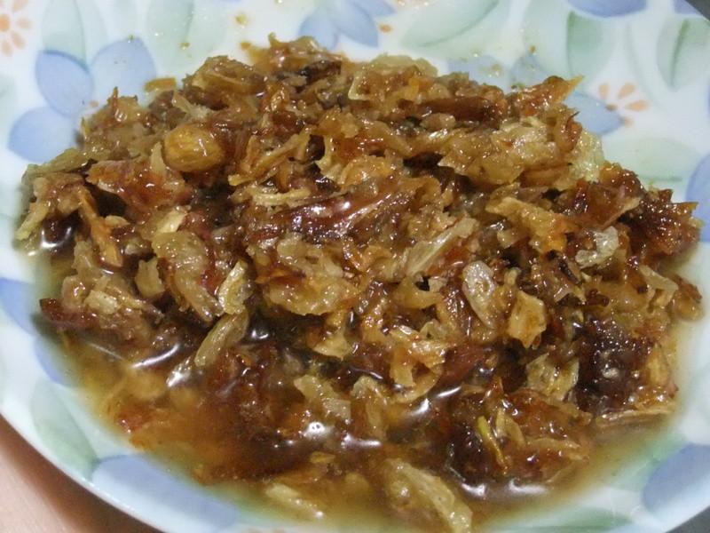 ღ小吟愛做菜ღ 自己 DIY做 香油蔥(肉燥醬)