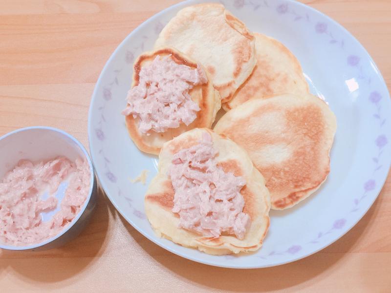 軟QQ的養樂多美式鬆餅🥞