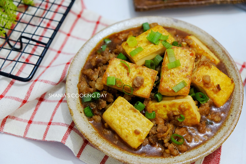 開胃下飯魚香豆腐