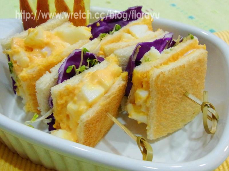 超好吃‧蛋三明治