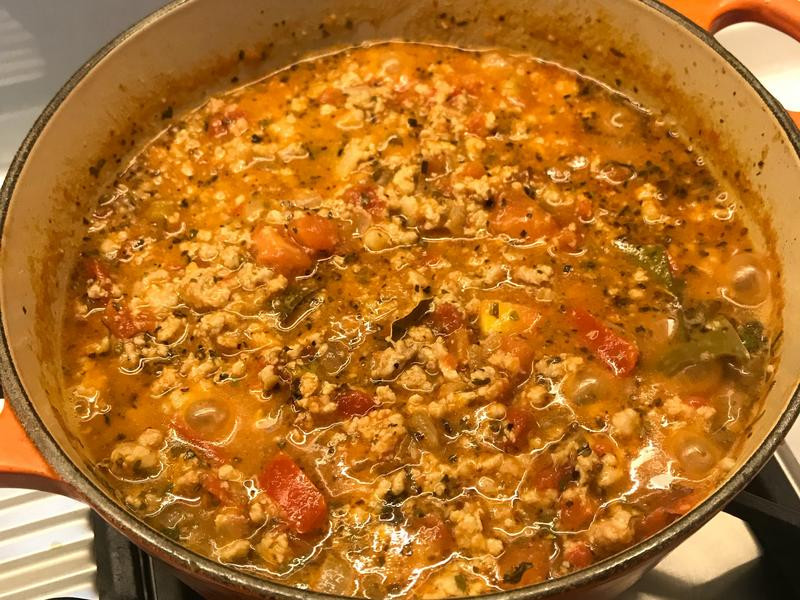義式番茄豬肉醬