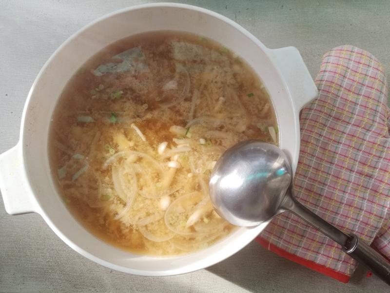 味增豆腐湯