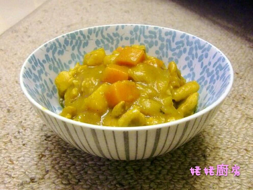 日式咖哩雞