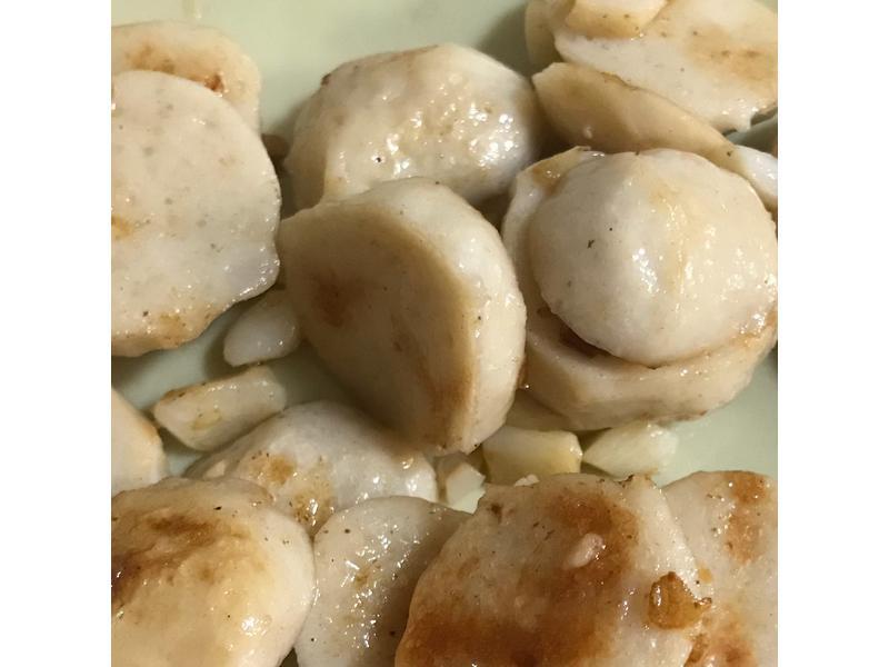 👨🏻🍳香煎貢丸。(簡易家常菜)