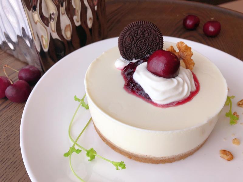 櫻桃凍乳酪蛋糕4寸