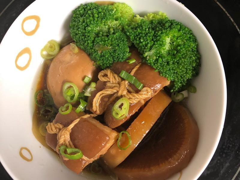 電鍋版東坡肉