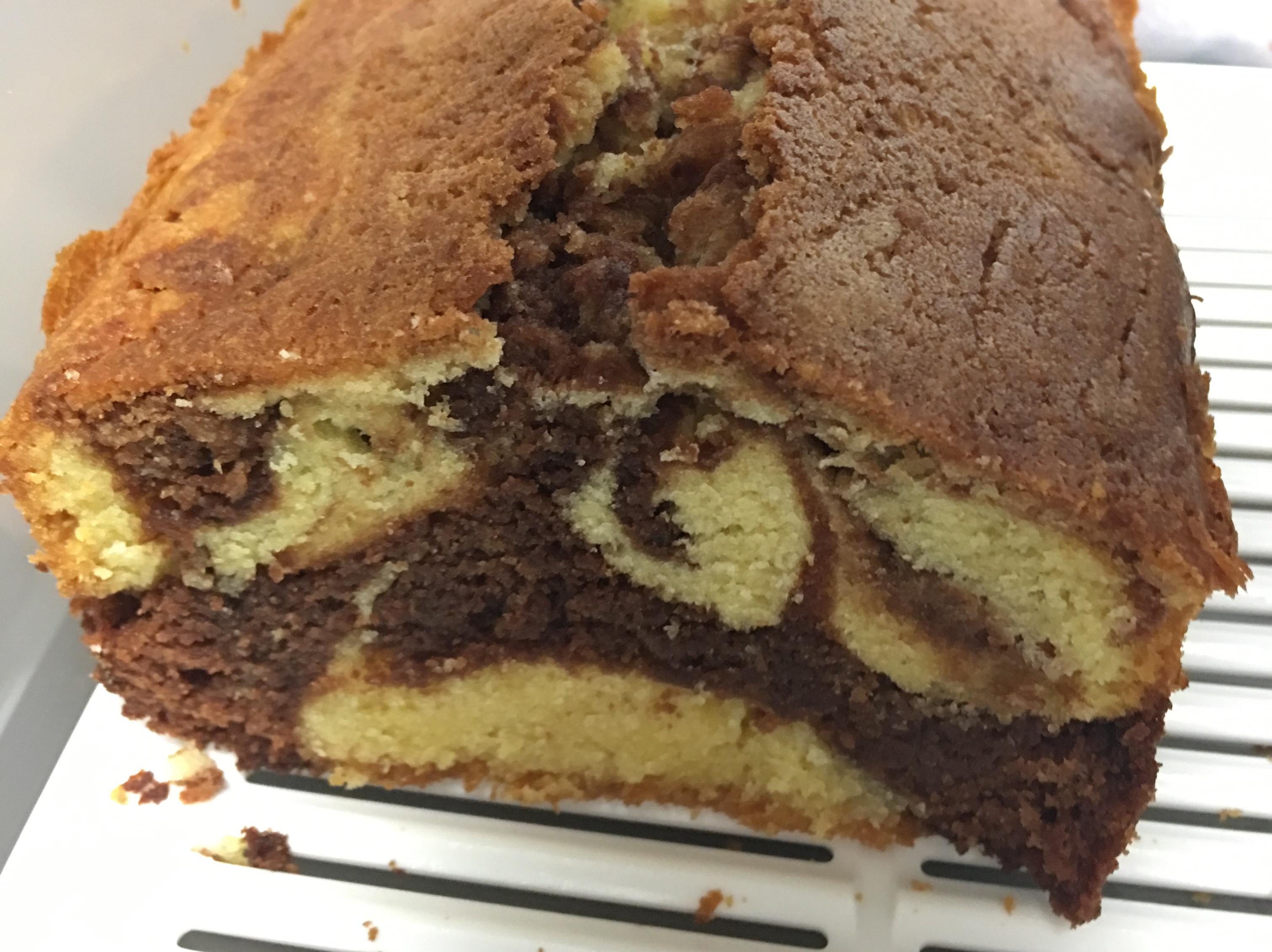 榛子牛油磅蛋糕
