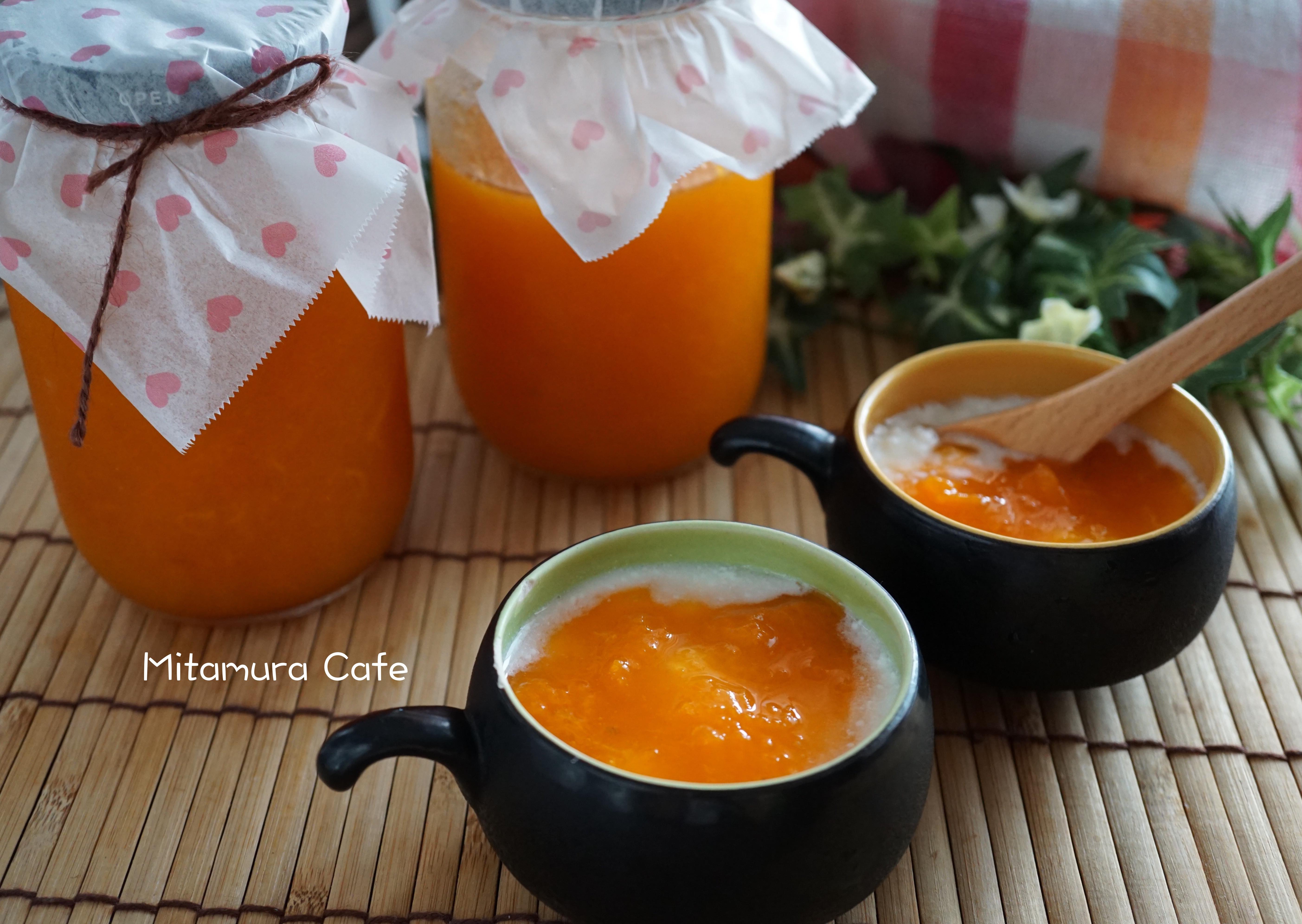 夏日杏桃果醬(微波爐版)