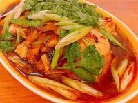 麻辣重慶水煮魚片
