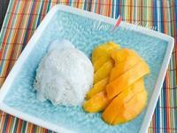 【超簡易甜點】泰式芒果糯米飯