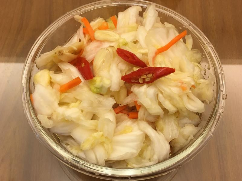 酸甜好滋味-台式泡菜/涼拌小黃瓜