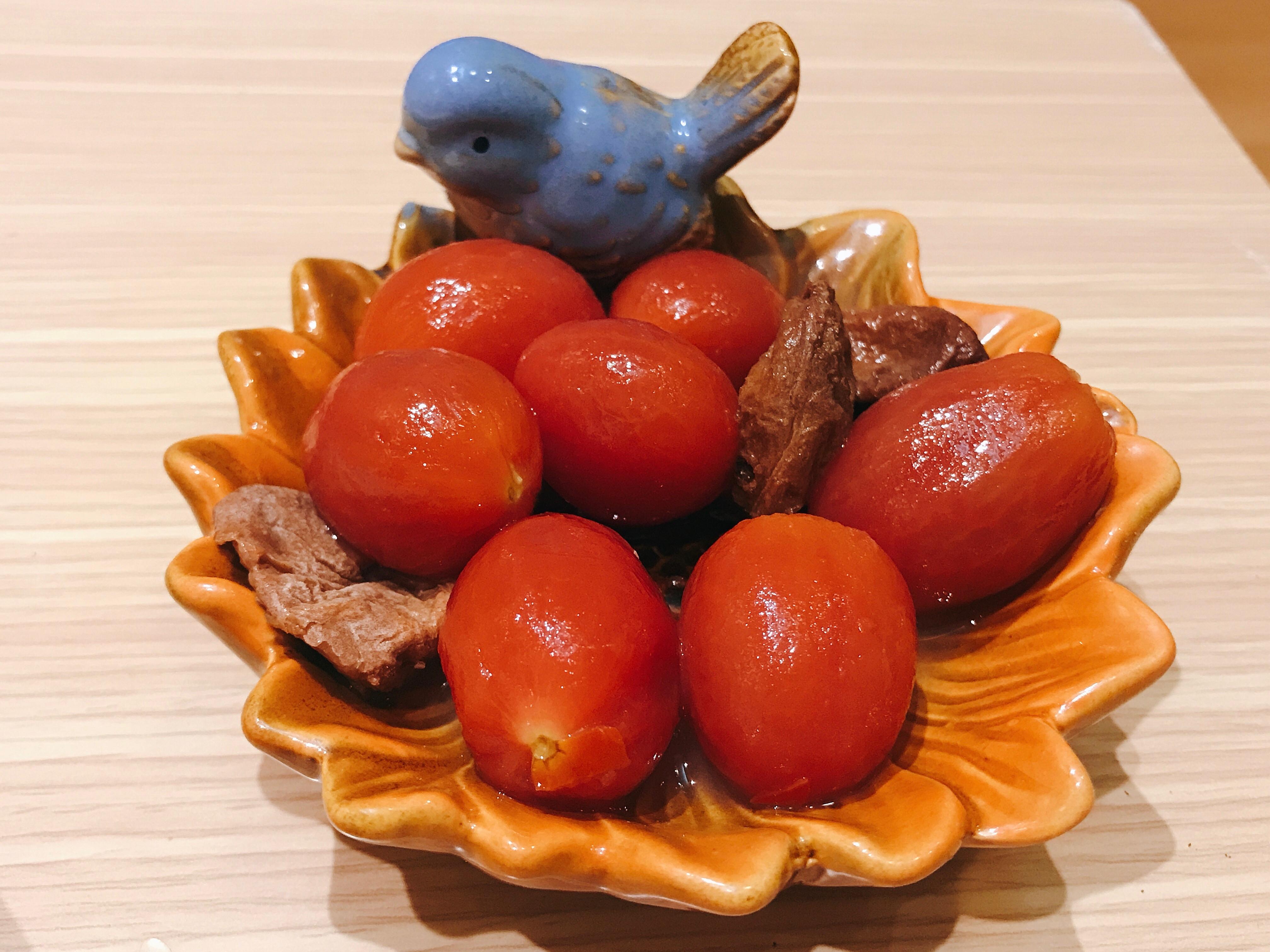 蜂蜜梅子蜜蕃茄