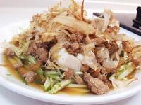簡易涼拌豆腐
