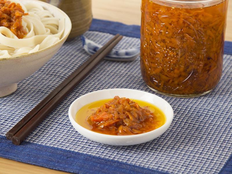 紅蘿蔔絲拌醬【里仁好食光】