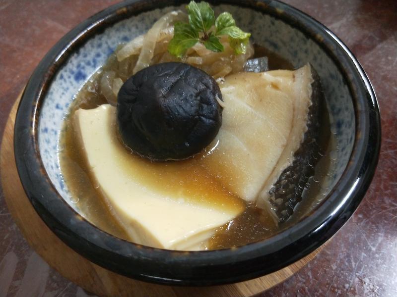 洋蔥豆腐蒸魚