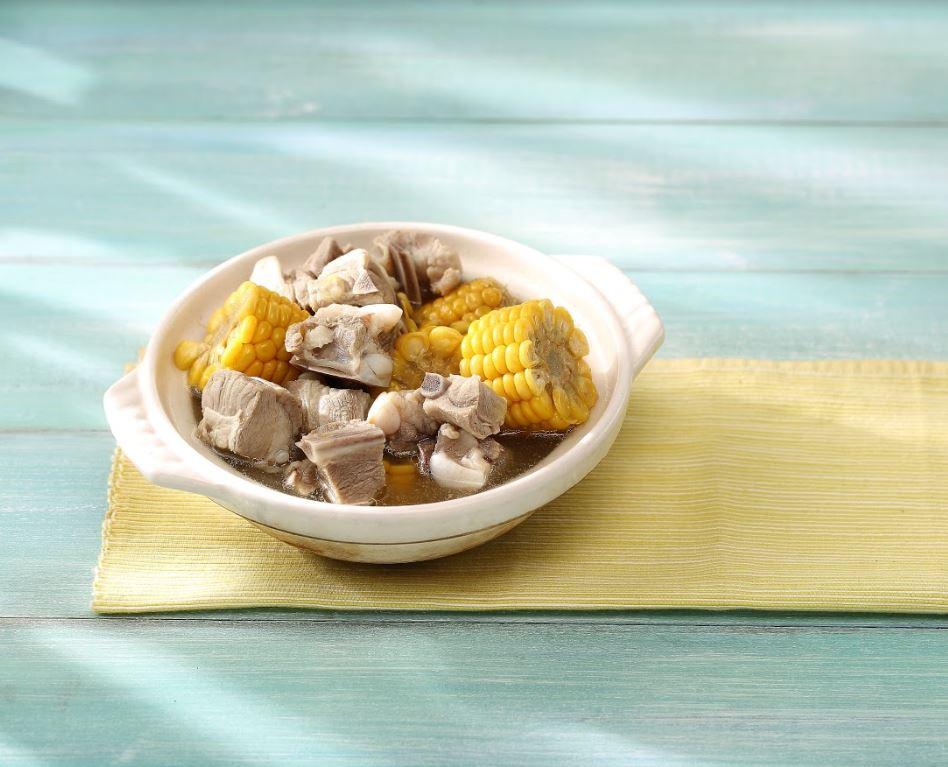 免顧爐.玉米排骨湯 / 0水鍋