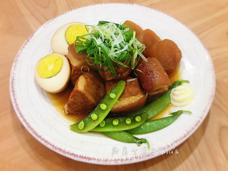日式滷肉(Buta No Kakuni)