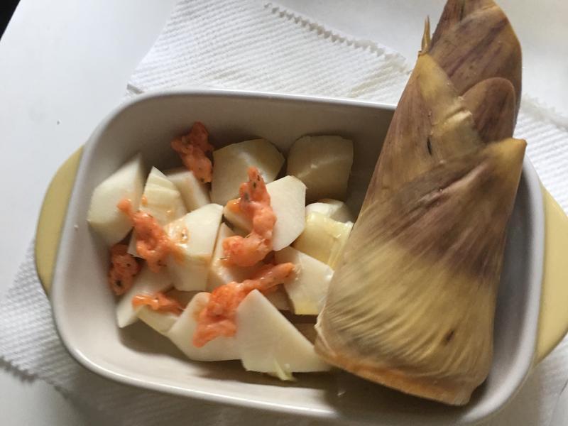 沙拉筍(電鍋版)
