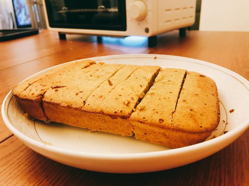 香蕉蜂蜜蛋糕