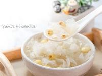 冰糖銀耳蓮子湯(白木耳)【夏日必備甜品】