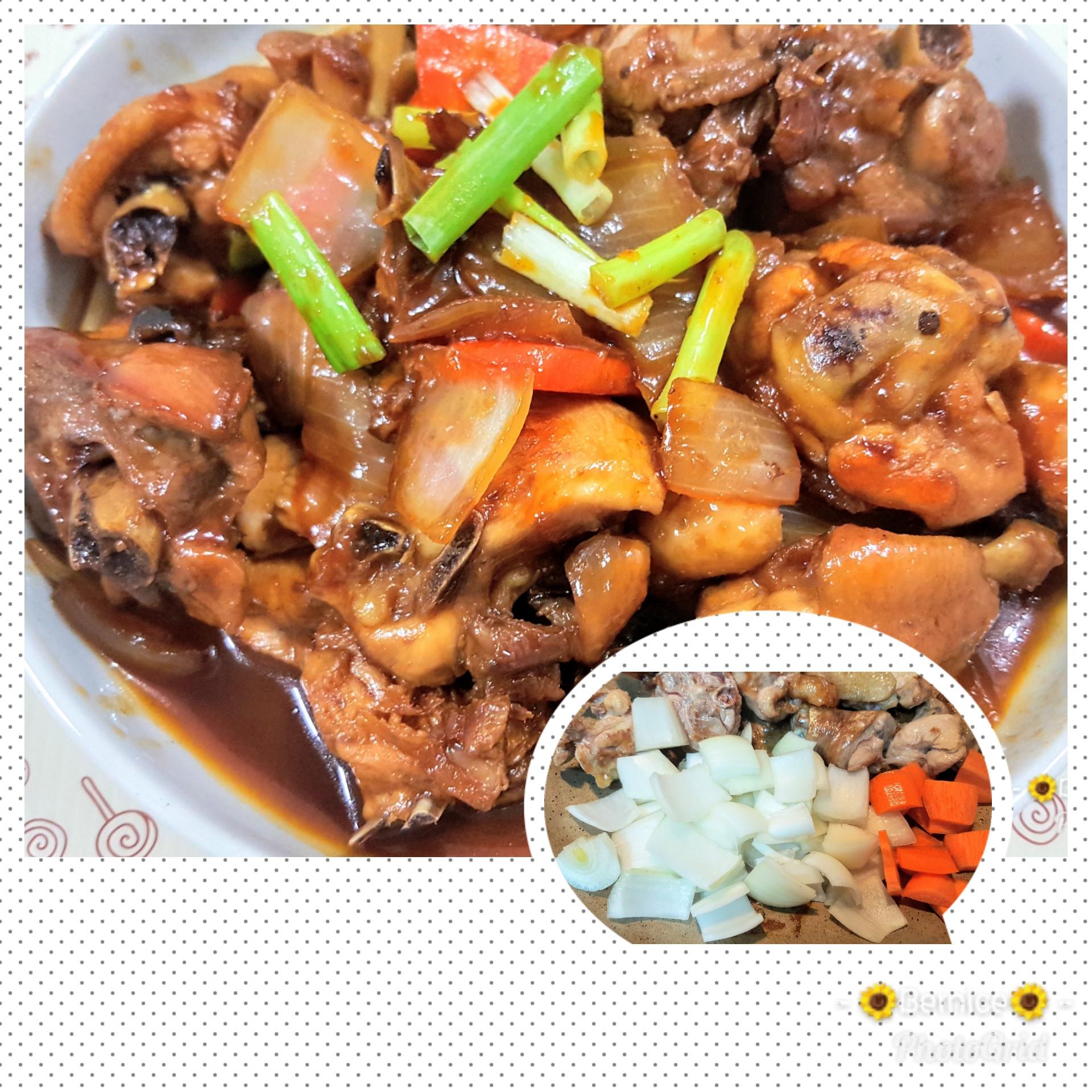 糖醋醬燒雞
