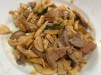 桂竹筍炒肉