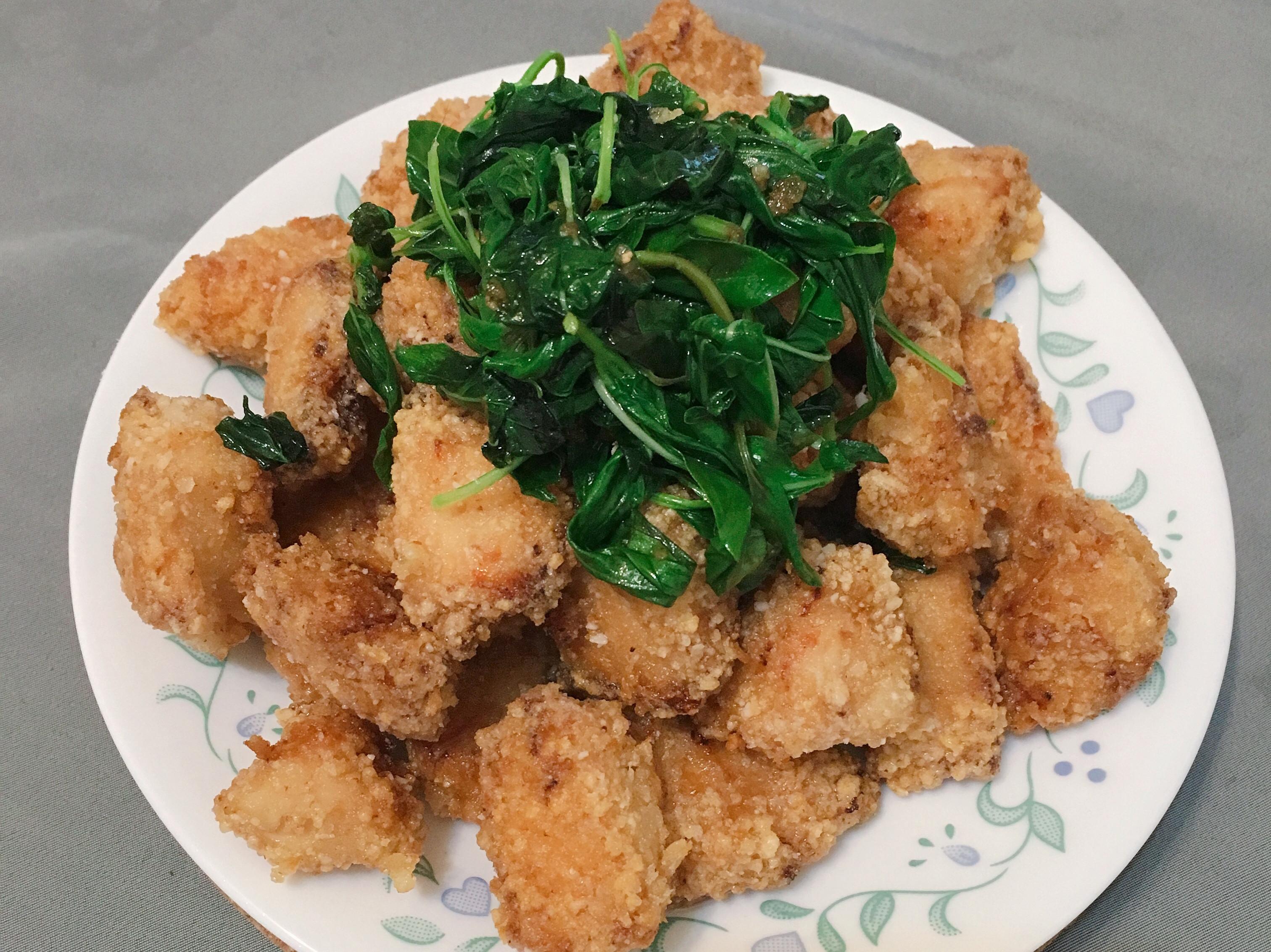 無骨鹹酥雞