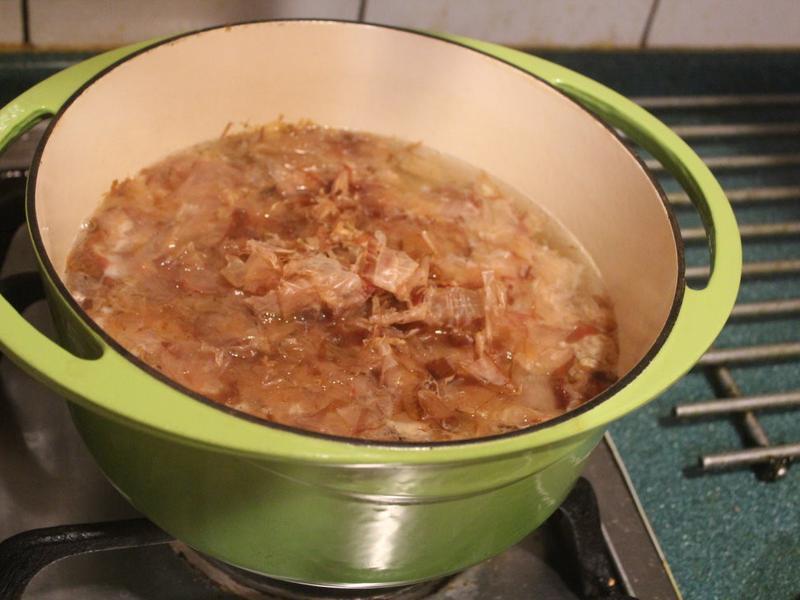昆布柴魚高湯作法