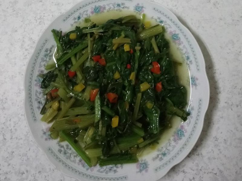 炒翡翠時蔬