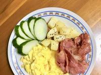 <經典西式早午餐>