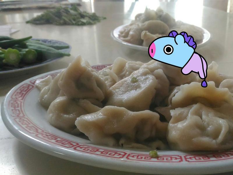 🆕芹菜餃子