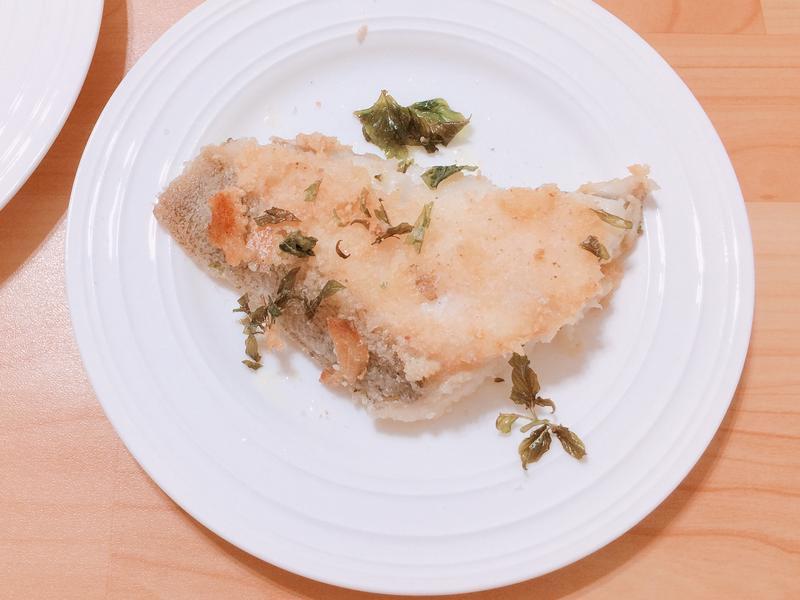 香煎鱈魚排🐟