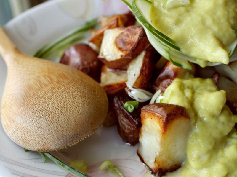 烤馬鈴薯沙拉