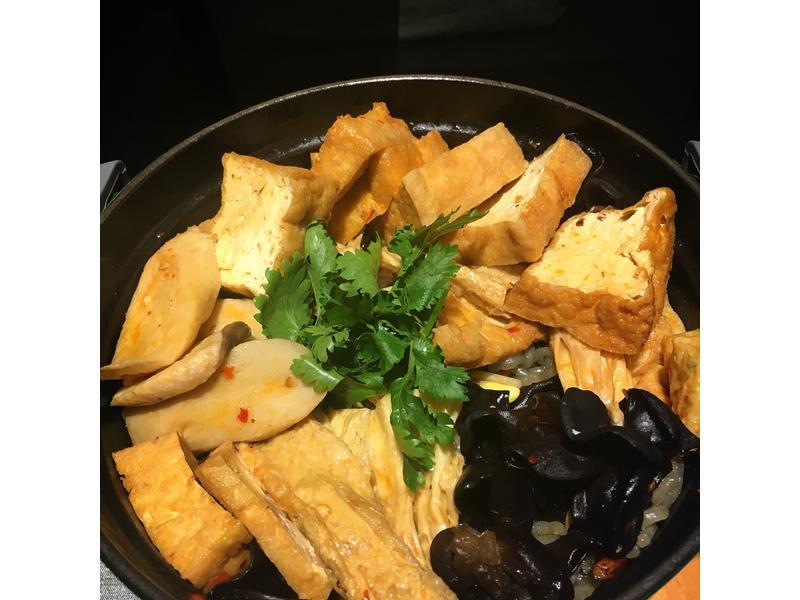 麻辣上素鍋(含五辛)