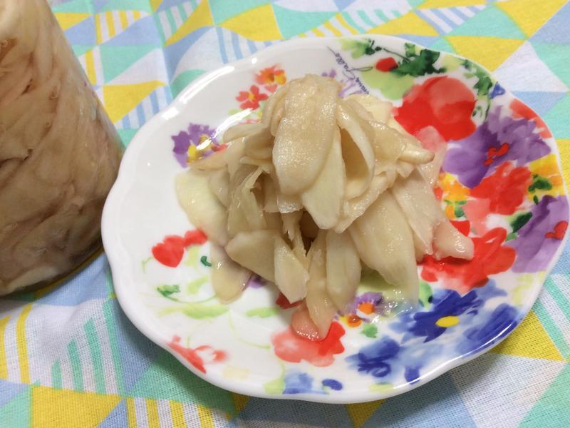 lanni 壽司薑(酸甜味)