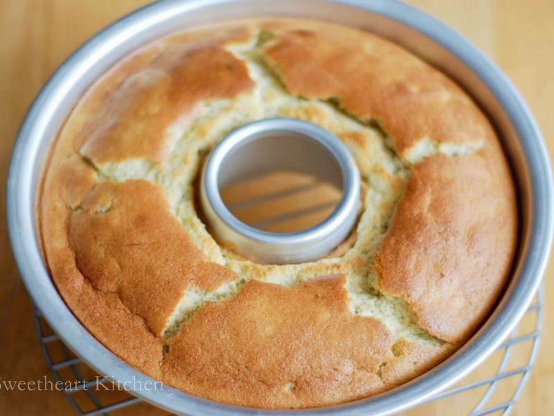 香蕉雪芳蛋糕 BANANA CHIFFON CAKE