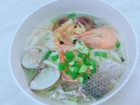 虱目魚海鮮飯粥