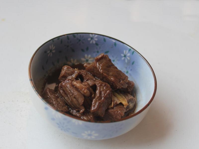牛肉大和煮