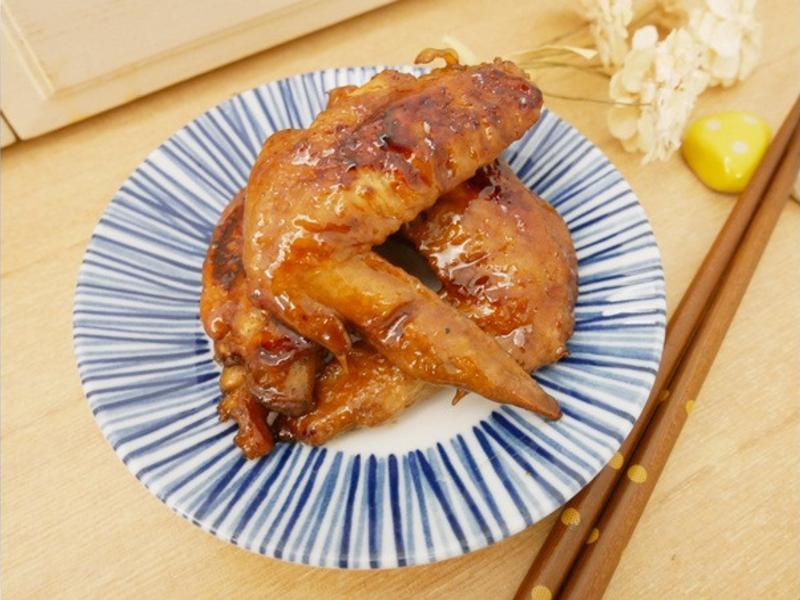 超簡單家常菜「滷雞翅」❤
