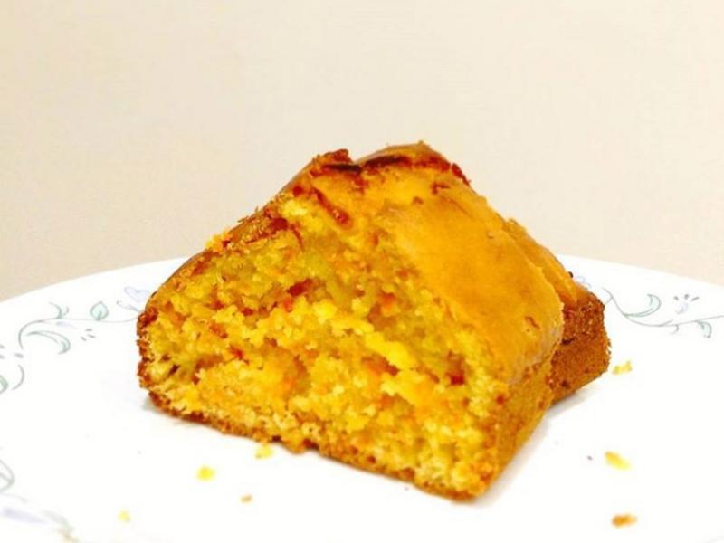 胡蘿蔔磅蛋糕