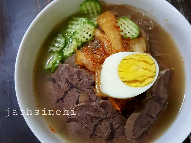 基本牛肉湯底【韓式牛肉冷麵】